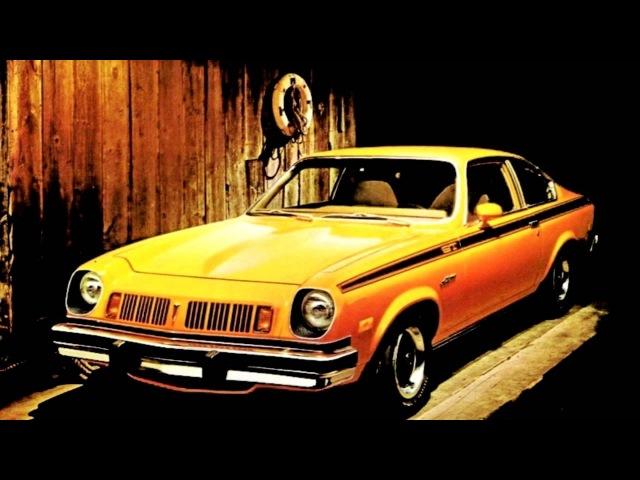 Pontiac Astre GT Hatchback Coupe '1974