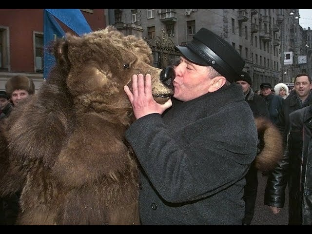 Мурзилки Int. – пародия «Твой поцелуй» (гр. Комиссар)