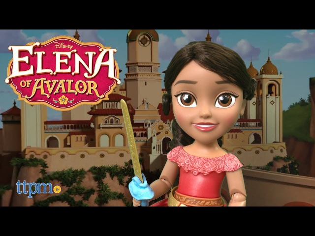 Disney Elena of Avalor Action Adventure Elena of Avalor from Jakks Pacific