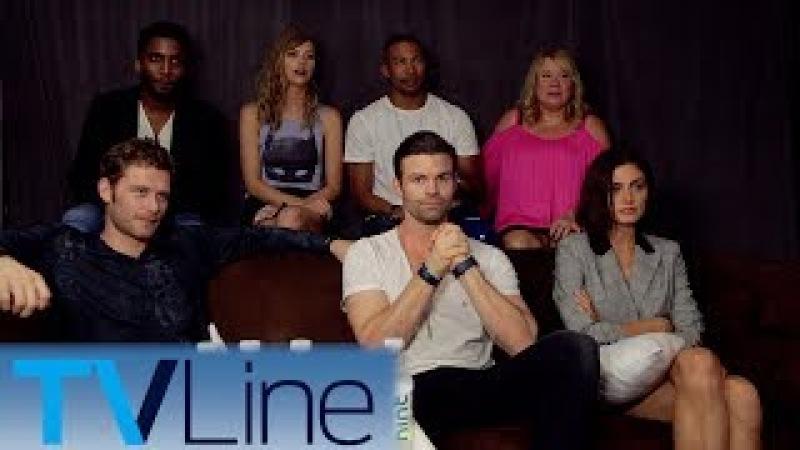 The Originals Interview Final Season Preview | Comic-Con 2017 | TVLine