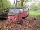 31 год в поле VW автобус будет работать? часть 2