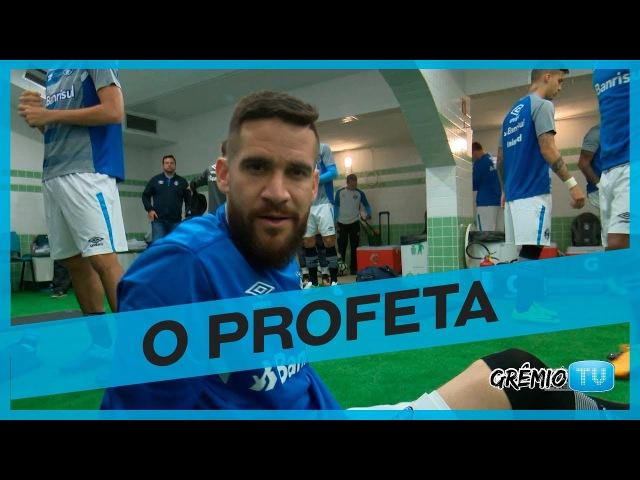 O profeta Marcelo Oliveira l GrêmioTV