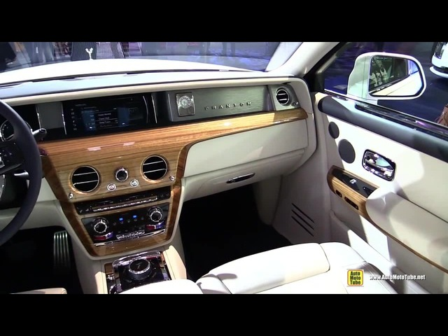 2018 Rolls Royce Phantom - Exterior and Interior Walkaround - 2018 Detroit Auto Show