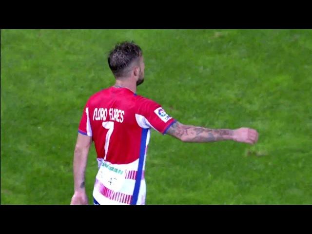 La Liga | Granada CF - Athletic Club (1-2) | 04-11-2012 | J10 | Resumen