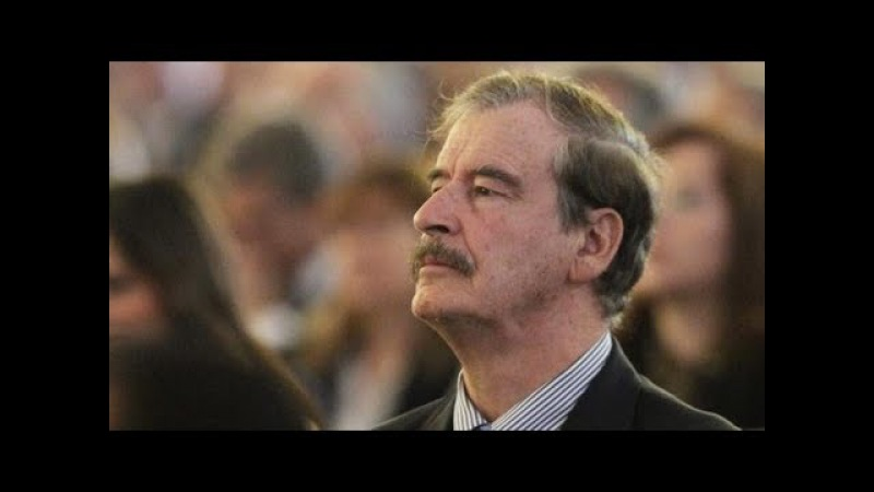 Former Mexican president Vicente Fox on Trumps border wall plans