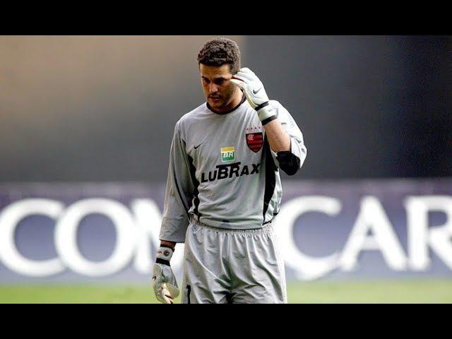 Julio Cesar - Defesas pelo Flamengo (SEJA BEM VINDO DE VOLTA!)