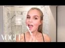 Victoria's Secret Angel Josephine Skriver's Lip Plumping Secret Beauty Secrets Vogue