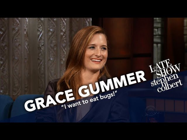 Grace Gummer Encourages You To Enjoy The Obama Days