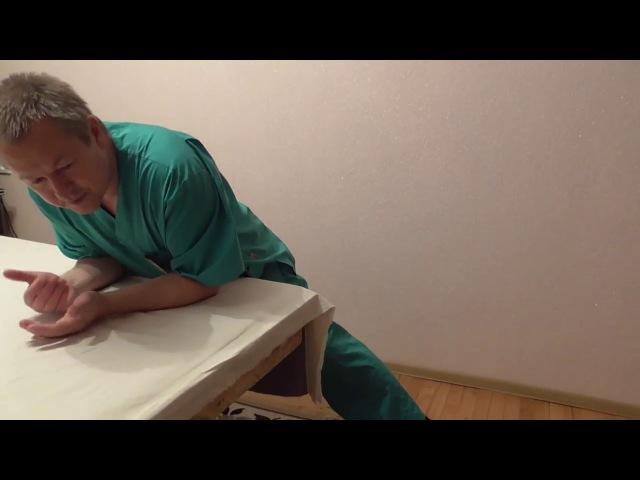 Два симптома венозного застоя в спинномозговом канале