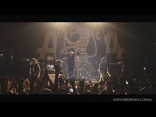 Asking Alexandria - 4 - Closure - Live@Bingo, Kiev [03.11.2015]