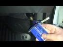 Hyundai Creta замок капота. Mul-t-lock механический блокиратор от проникновения в моторный отсек