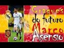 Marco Asensio (Real Madrid) - Craques do futuro