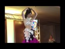 Ju Marconato Dança no Panamá
