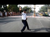 Who's bad Indian traffic cop grabs motorists' attention with Michael Jackson dance moves