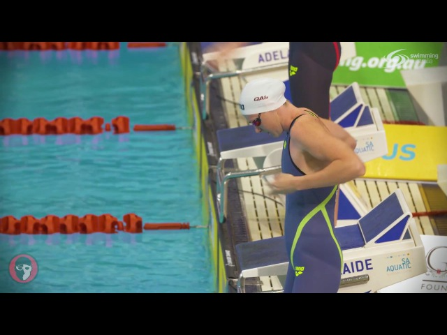 Cate Campbell WR 100 Free SCM 10/26/17
