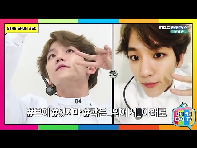 [SOFTBOX] STAR SHOW- EXO (ПОЛНЫЙ ЭПИЗОД)