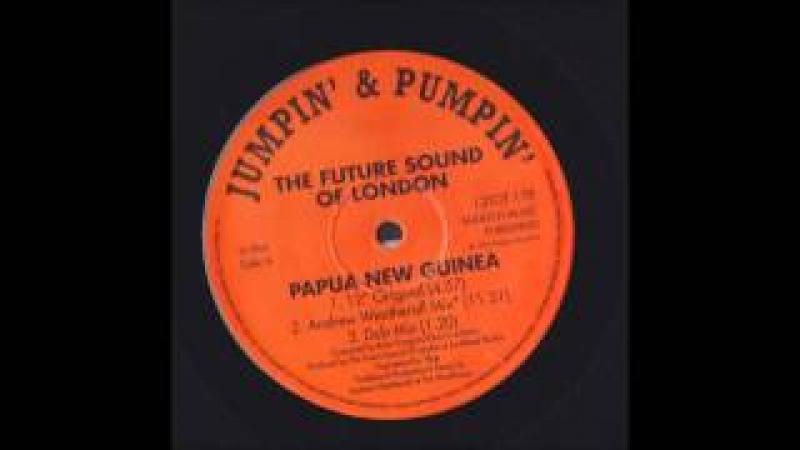 Future Sound of London Papua New Guinea 12 inch original all 7 mixes