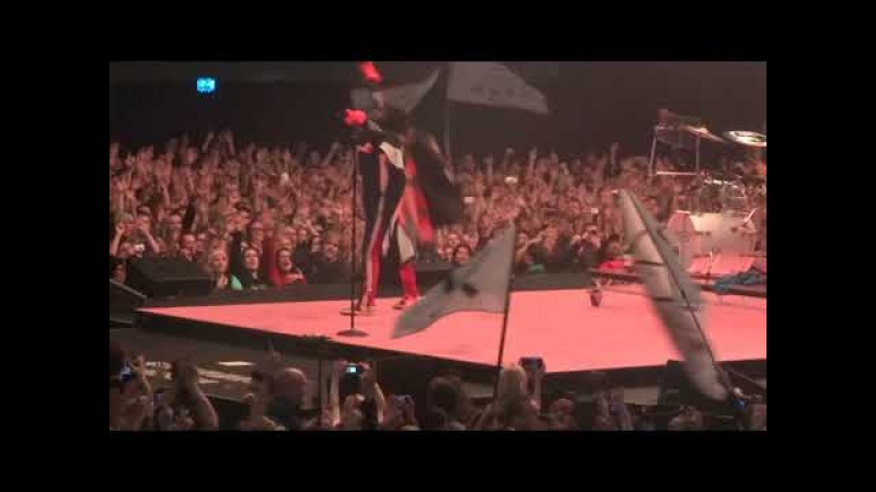 Thirty Seconds to Mars Amsterdam 2018 - Intro Up in the Air Kings and Queens This Is War