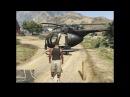 Г.Т.А. 5 2 Прыжки с парашута!!