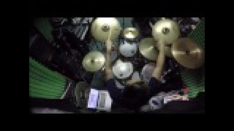 FLOW Sign Naruto Shippuden Op 6 drum covered by SenHei@ToNick