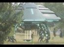 Воронеж в ИСТЕРИКЕ НЛО сел прямо на детскую площадку а 3 х метровые гуманоиды вели себя как хозяева