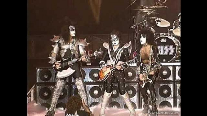 Kiss - Heavens On Fire (Alive IV)