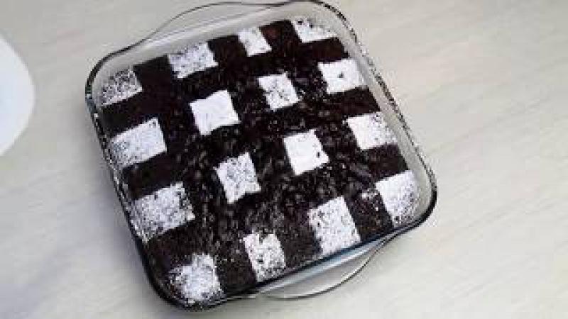 Самый Супер Быстрый Торт Очень Простой Шоколадный Торт на Раз Два Три