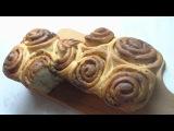 Хлеб домашний-чесночный с паприкой.