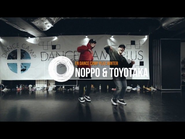 (2.9) NOPPO Toyotaka (1745 Class) DANCE CAMP PLUS 2017 WINTER