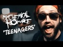 TEENAGERS - My Chemical Romance - (Jonathan Young Caleb Hyles cover version)