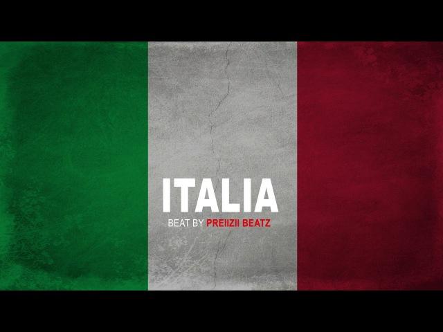 ITALIA Hard Trap Beat Instrumental | Dark Trap Rap Beat - Preiizii Beatz