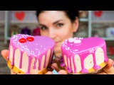 Мини торт пирожное ко дню святого Валентина Mini Cake cupcake Valentine's Day - Я - ТОРТодел!
