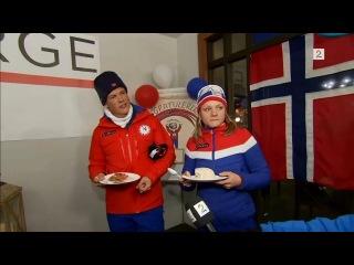 Johannes Høsflot Klæbo om å vinne OL-gull i sprint - Pyeongchang 2018