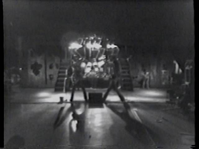 Kiss 1976 Manhattens SIR Studios Rehearsals