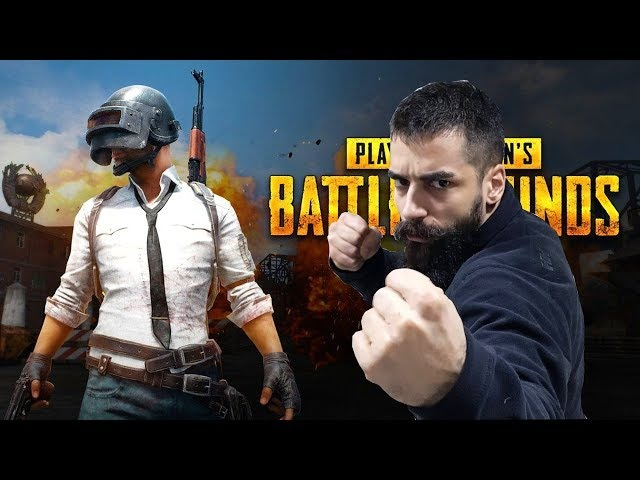 FIGHTING ANGRY PUBG PLAYERS