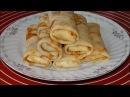 Масленица Блины на Молоке Блинчики из Пресного Теста Блины для Начинок Старинный Рецепт Pancakes