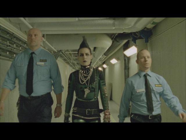 «Девушка, которая взрывала воздушные замки» (2009): Трейлер (русский...