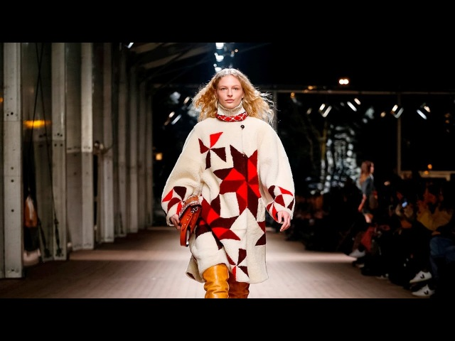 Isabel Marant | Fall Winter 20182019 Full Fashion Show | Exclusive