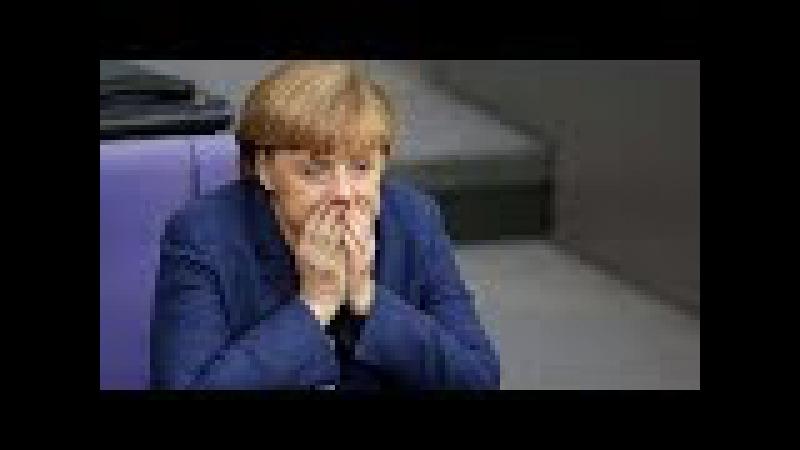 Merkel erkennt in Davos die wahren Probleme und erzählt uns was vom Pferd