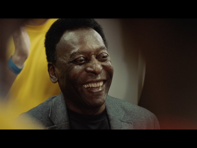 "Mastercard ""22 Languages"" featuring Pele. StartSomethingPriceless"