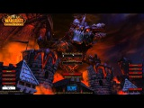 World of Warcraft Cataclysm Login Screen