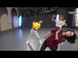 Танцы: Юля Гаффарова и Зарина Маргарита - Довела хореографа до слёз (сезон 4, серия 15)