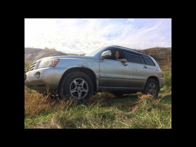 Коротко про Toyota Highlander Тойота Хайлендер смотреть онлайн без регистрации