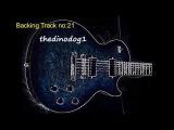Guitar backing track in Bm (Easy Listening)