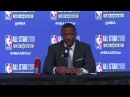 Dwane Casey Postgame Interview February 18 2018 2018 NBA All Star Game