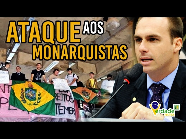 Ataque a estudante Monarquista volta a pauta no debate do Escola sem Partido