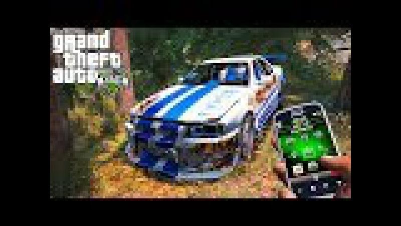 GTA 5: НАШЛИ В ЛЕСУ ГНИЛОЙ ЗАБРОШЕННЫЙ СКАЙЛАЙН О'КОННЕРА! ЧТО СЛУЧИЛОСЬ?? РЕАЛЬНАЯ ...