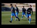 El equipo continúa con su preparación