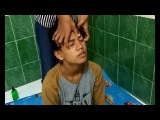 ASMR relaxing head massage and soft massage - no talking