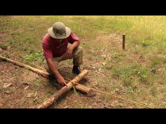 Off Grid Winch: Making a Flip Flop Winch